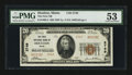 National Bank Notes:Maine, Houlton, ME - $20 1929 Ty. 2 The First NB Ch. # 2749. ...