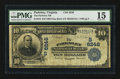 National Bank Notes:Virginia, Parksley, VA - $10 1902 Date Back Fr. 616 The Parksley NB Ch. #(S)6246. ...