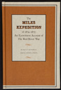 Books:Americana & American History, J. T. Marshall. The Miles Expedition of 1874-1875. AnEyewitness Account of the Red River War. Edited by Lonnie ...