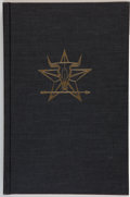 Books:Americana & American History, [Tom Lea]. Robert S. Sparkman. SIGNED/INSCRIBED. The TexasSurgical Society. Dallas: Carl Hertzog, 1965. First editi...