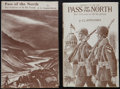 Books:Americana & American History, C. L. Sonnichsen. SIGNED. Pass of the North. El Paso: TexasWestern Press, 1968, 1980. First editions of both vo... (Total: 2Items)