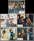"""Movie Posters:Drama, Easy Rider (Columbia, 1969). Lobby Cards (5) (11"""" X 14""""). Drama.. ... (Total: 5 Items)"""