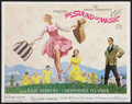 "Movie Posters:Academy Award Winners, The Sound of Music (20th Century Fox, 1965). Roadshow Title LobbyCard (11"" X 14""). Academy Award Winners.. ..."