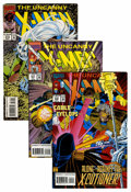 Modern Age (1980-Present):Superhero, X-Men #310-400 Box Lot (Marvel, 1994-2001) Condition: AverageNM-....