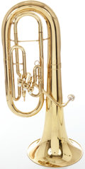 Musical Instruments:Horns & Wind Instruments, 1984 Conn 15I Student Tuba, #42 410910....