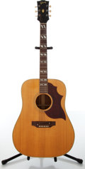 Musical Instruments:Acoustic Guitars, 1969 Gibson Blueridge Natural Acoustic Guitar, #830565....