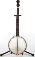 Musical Instruments:Banjos, Mandolins, & Ukes, 1970s No Name 5-String Banjo....