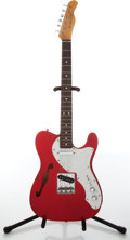 Musical Instruments:Electric Guitars, 1980s Fernandez The Revival Candy Apple Red Electric Guitar....