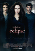 """Movie Posters:Fantasy, Twilight: Eclipse (Summit Entertainment, 2010). One Sheet (27"""" X40""""). DS Advance. Fantasy.. ..."""