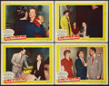 """Movie Posters:Thriller, Don't Bother to Knock (20th Century Fox, 1952). Lobby Cards (4) (11"""" X 14""""). Thriller.. ... (Total: 4 Items)"""