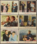 "Movie Posters:Musical, High Society (MGM, 1956). Lobby Cards (6) (11"" X 14""). Musical.. ... (Total: 6 Items)"