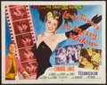 "Movie Posters:Musical, The Merry Widow (MGM, 1952). Half Sheet (22"" X 28""). Style A. Musical.. ..."