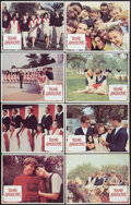 "Movie Posters:Documentary, Young Americans (Columbia, 1967). Lobby Card Set of 8 (11"" X 14""). Documentary.. ... (Total: 8 Items)"