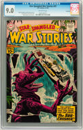 Silver Age (1956-1969):War, Star Spangled War Stories #97 Savannah pedigree (DC, 1961) CGC VF/NM 9.0 Off-white pages....