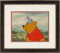 Animation Art:Limited Edition Cel, Winnie-the-Pooh and the Blustery Day Animation ProductionCel Original Art (Disney, 1968)....