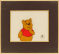 Animation Art:Limited Edition Cel, Winnie-the-Pooh and a Day For Eeyore Animation ProductionCel Original Art (Disney, 1983)....
