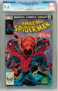 Modern Age (1980-Present):Superhero, The Amazing Spider-Man #238 (Marvel, 1983) CGC NM+ 9.6 Off-whitepages....