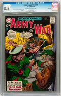 Silver Age (1956-1969):War, Our Army at War #138 Savannah pedigree (DC, 1964) CGC VF+ 8.5 Cream to off-white pages....