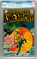 Silver Age (1956-1969):Horror, Unexpected #111 Savannah pedigree (DC, 1969) CGC NM+ 9.6 Off-whiteto white pages....