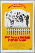 "Movie Posters:Rock and Roll, The Rocky Horror Picture Show (20th Century Fox, 1975). One Sheet(27"" X 41""). Style B. Rock and Roll.. ..."