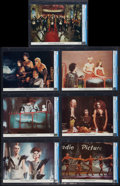 "Movie Posters:Rock and Roll, The Rocky Horror Picture Show (20th Century Fox, 1975). CGC GradedLobby Cards (7) (11"" X 14""). Rock and Roll.. ... (Total: 7 Items)"