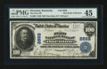 National Bank Notes:Kentucky, Owenton, KY - $100 1902 Date Back Fr. 689 The First NB Ch. # 2868....