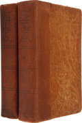 Books:Science & Technology, [Thomas A. Edison]. Terry Ramsaye. A Million and One Nights.... (Total: 2 Items)