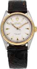 Timepieces:Wristwatch, Rolex Ref. 6285 Honeycomb Dial Vintage Wristwatch, circa 1954. ...