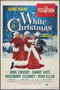 """Movie Posters:Musical, White Christmas (Paramount, 1954). One Sheet (27"""" X 41""""). Musical....."""