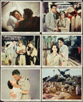 """Movie Posters:Drama, Bhowani Junction (MGM, 1956). Color Photo Set of 12 (8"""" X 10""""). Drama.. ... (Total: 12 Items)"""
