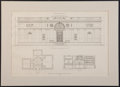 Books:Prints & Leaves, Architectural Illustration for the J. Pierpont Morgan Library, NewYork, Ca. 1906. Architects: McKim, Mead & White. Light to...