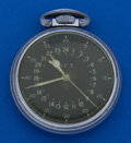 Timepieces:Pocket (post 1900), Hamilton 22 Jewel Grade 4992 B Pocket Watch. ...