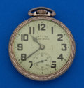 Timepieces:Pocket (post 1900), Hamilton 21 Jewel 992 B Pocket Watch With Original Box. ...