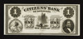Obsoletes By State:Louisiana, New Orleans, LA- Citizens' Bank of Louisiana $1. ...