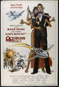 """Movie Posters:Action, Octopussy (MGM - UA, 1982). Poster (40"""" X 60""""). James Bond/ActionAdventure. Directed by John Glen. Starring Roger Moore, Ma..."""