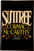 Books:Literature 1900-up, Cormac McCarthy. Suttree. New York: Random House, [1979].. First edition....