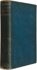 Books:Literature 1900-up, James Joyce. A Portrait of the Artist as a Young Man. NewYork: B. W. Huebsch, 1916.. First edition (preceding...