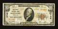 National Bank Notes:Maryland, Baltimore, MD - $10 1929 Ty. 2 Baltimore NB Ch. # 13745. ...