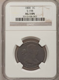 Large Cents, 1800 1C AG3 NGC. S-198, B-19, Low R.6....