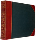 Books:Travels & Voyages, Charles Nettleton. Views of Melbourne. [Melbourne],[ca 1878]. . Oblong folio. Illustrated with sixty fine m...
