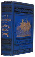 Books:Americana & American History, Jay Donald. A Complete and Authentic History of the Lives ofFrank and Jesse James. Chicago: Coburn & CookPubli...