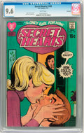 Bronze Age (1970-1979):Romance, Secret Hearts #149 Savannah pedigree (DC, 1971) CGC NM+ 9.6 Whitepages....