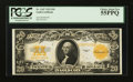 Large Size:Gold Certificates, Fr. 1187 $20 1922 Gold Certificate PCGS Choice About New 55PPQ.. ...