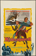 "Movie Posters:Adventure, Kidnapped Lot (Buena Vista, 1960). Window Cards (3) (14"" X 22"").Adventure.. ... (Total: 3 Item)"