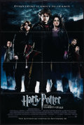 """Movie Posters:Fantasy, Harry Potter and the Goblet of Fire (Warner Brothers, 2005). SS.One Sheet (27"""" X 40""""). Fantasy.. ..."""