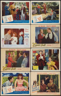 """Movie Posters:Miscellaneous, Paulette Goddard Lot (Various, 1942-1948). Lobby Cards (8) (11"""" X 14""""). Miscellaneous.. ... (Total: 8 Items)"""