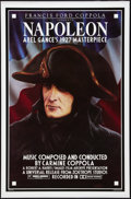 """Movie Posters:War, Napoleon (Film Society of Lincoln Center, R-1981). One Sheet(24.75"""" X 38.25""""). General Release Style. War.. ..."""