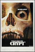 "Movie Posters:Horror, Tales From the Crypt (Cinerama Releasing, 1972). One Sheet (27"" X 41""). Advance. Horror.. ..."