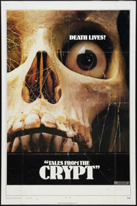 "Tales From the Crypt (Cinerama Releasing, 1972). One Sheet (27"" X 41""). Advance. Horror"