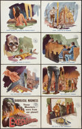 """Movie Posters:Documentary, The Executioners (Vitalite Films, 1959). Lobby Card Set of 8 (11"""" X 14""""). Documentary.. ... (Total: 8 Items)"""